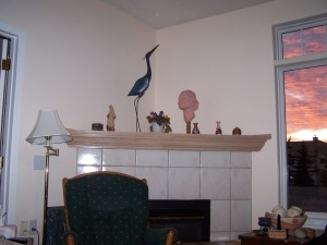 the altar in my condo