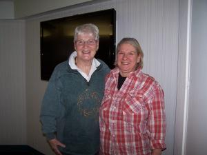 Deb & Sharon Dec. 28 2013